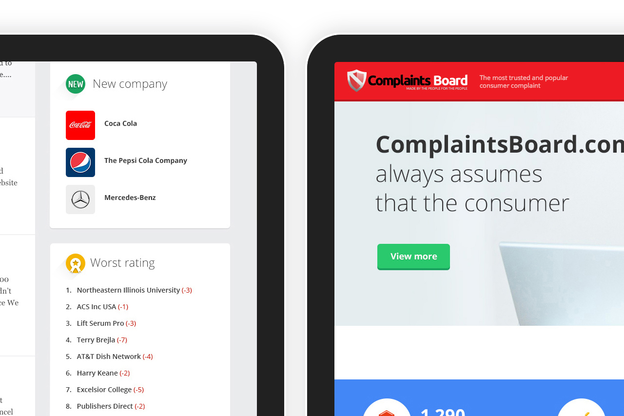 Complaintsboard_website_by_basov_design