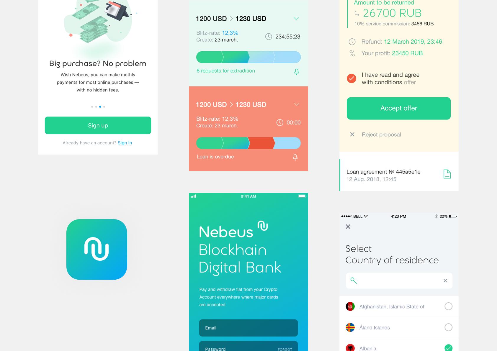 Nebeus Crypto Bank, Money4